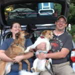Lessons Learned Moving Cross-County with Dogs